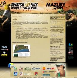Swatch FIVB World Tour 2009